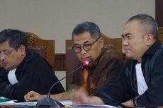Uang Rp 500 Juta untuk Putu Sudiartana Inisiatif Kepala Dinas Prasarana Jalan Provinsi Sumbar