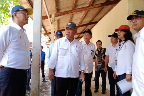 Basuki Optimistis Fasilitas Observasi dan Isolasi di Pulau Galang Rampung Satu Bulan