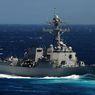 Setelah China Gelar Latihan Militer, Kapal Perang AS Transit di Selat Taiwan