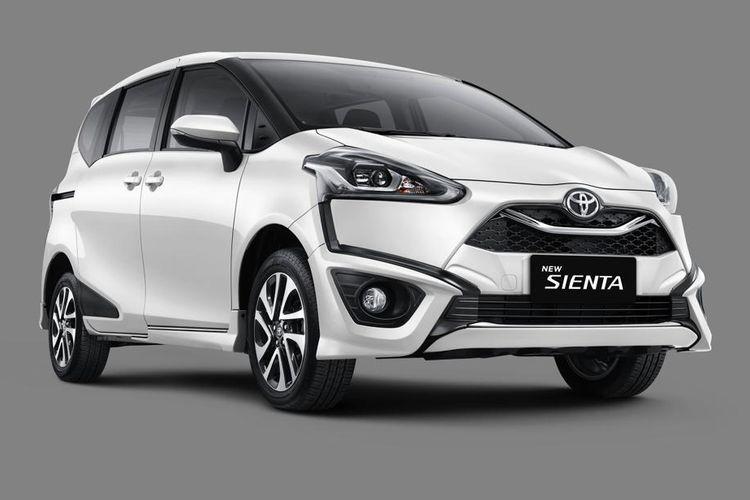Toyota Sienta Facelift resmi meluncur di Indonesia, Senin (2/9/2019)