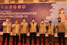 Bentuk Agen Perubahan Perilaku Masyarakat, Satgas Covid-19 Latih 1.000 Relawan Padang Raya