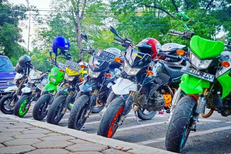 Kawasaki KSR