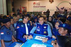 Tanpa SBY, Partai Demokrat Daftar Pemilu 2019 ke KPU RI