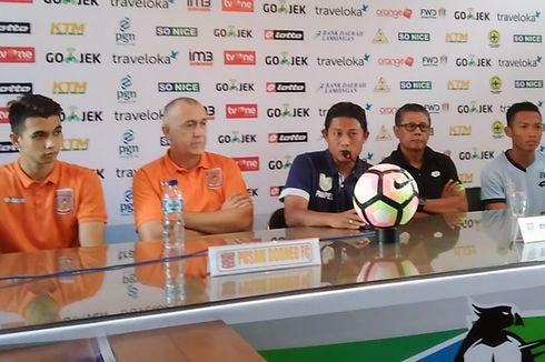 Borneo FC Optimistis Dapat Curi Poin di Markas Persela