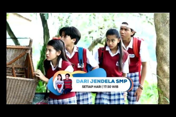 Cuplikan sinetron Dari Jendela SMP Episode 182. Tayang malam ini, Jumat (13/11/2020) di SCTV
