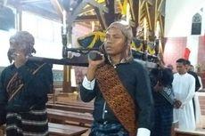 Lantunan Doa Para Peziarah
