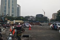 Lahan Parkir Polda Metro yang Batal Dibangun Ahok, Dilanjutkan dengan APBN
