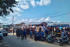 Pedagang Pasar Jodoh Ngotot Bakal Berjualan di Lahan 0,57 Hektare