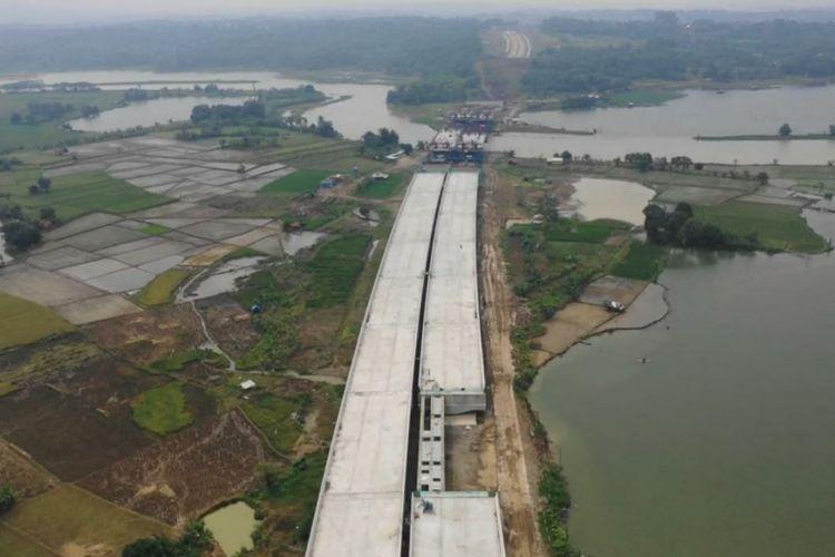 Pembangunan Tol Jakarta-Cikampek II Selatan