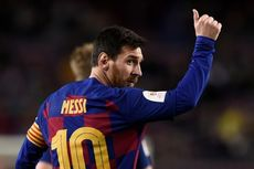 Perbandingan Gol Messi dan Ronaldo di Liga sejak Musim 2018-2019