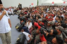Prabowo Tertawa Surat Keputusan DKP Beredar