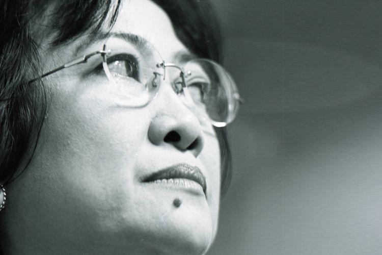 Megawati Soekarnoputri tahun 1998.