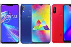 Membandingkan Galaxy M20, ZenFone Max M2, dan Redmi Note 6 Pro