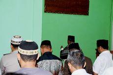 Doakan Korban Bom Kampung Melayu, Polres Buton Gelar Shalat Gaib