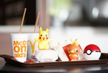 Bukan BTS Meal, McDonald's Jepang Keluarkan Menu Pikachu