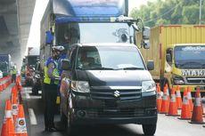 Hingga Dua Hari Jelang Lebaran, 462.560 Kendaraan ke Luar Jabotabek