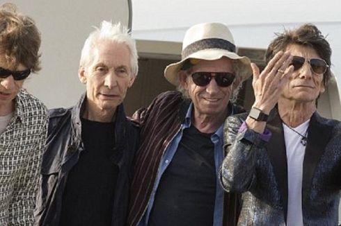 Ronnie Wood Sebut Rolling Stones Siapkan Album Baru