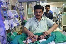 Dua Hari Dikubur Hidup-hidup, Bayi Baru Lahir Ini Kondisinya Kritis