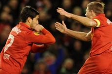 Suarez Cinta Suporter Liverpool, tetapi...