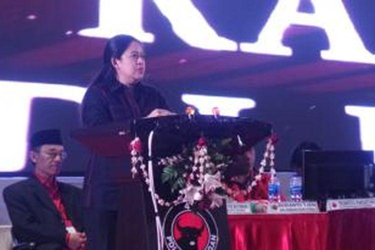 Ketua DPP PDI Perjuangan Puan Maharani