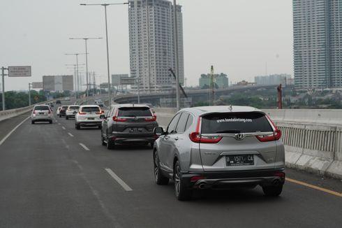5 Kejadian Unik di Tol Layang Jakarta-Cikampek sejak Dibuka