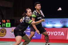 Thailand Open II, Praveen/Melati Gugur di Tangan Wakil Perancis