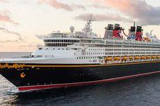 Kapal Pesiar Disney Tunda Pelayaran hingga 2021