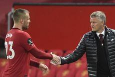 Man United Vs Copenhagen, Tiga Pemain Setan Merah Absen