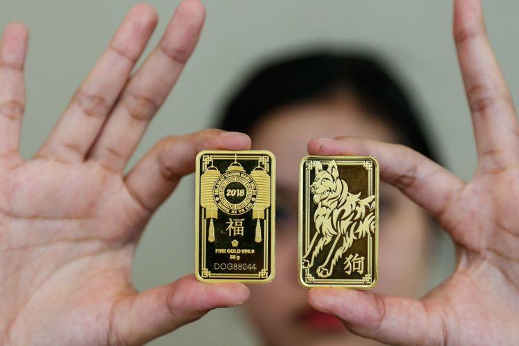 Rincian Terbaru Harga Emas Batangan 24 Karat Di Pegadaian