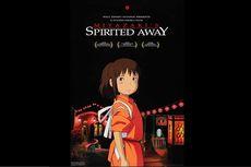 Sinopsis Spirited Away, Film Anime Pemenang Piala Oscar 2003