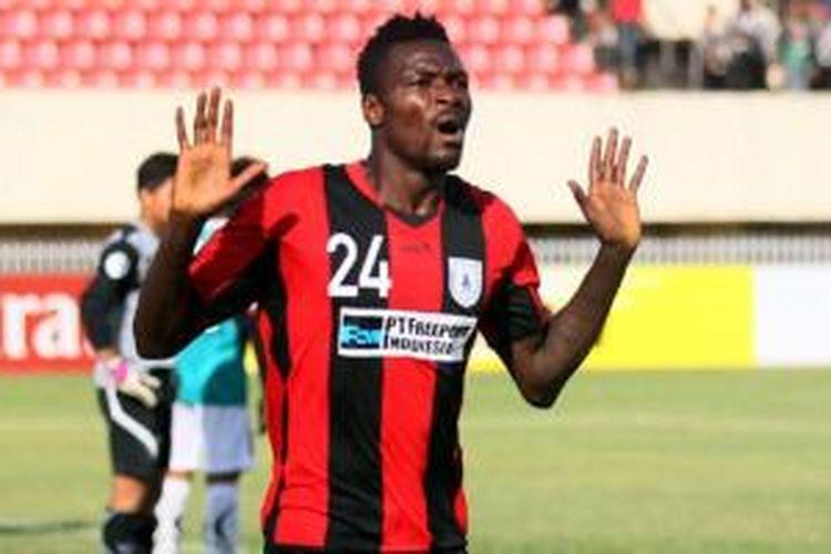 Striker Persipura Jayapura, Eddie Foday Boakay.