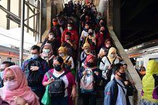 KRL Tak Berhenti di Tanah Abang, Dishub DKI Siapkan Bus Transjakarta Gratis Pukul 15.00-19.00