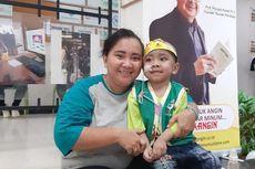 Perjuangan Apriliani, Korbankan Segalanya agar Anaknya Terbebas dari Kanker