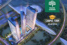 Bersebelahan dengan Kampus Internasional, Pacific Garden Buka Peluang Bisnis Apartemen Mahasiswa