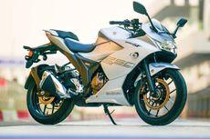 Suzuki Anggap Gixxer SF 250 Kurang Cocok untuk Indonesia