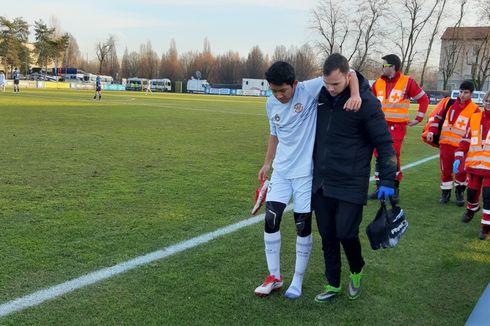 Lawan Inter Milan U17, Momen Suka Sekaligus Duka bagi Ferdiansyah