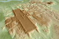 Tersembunyi Ribuan Tahun, Monumen Suku Maya Terbesar dan Tertua Ditemukan