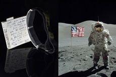 Catatan Milik Orang Terakhir yang Menginjakkan Kaki ke Bulan Dilelang