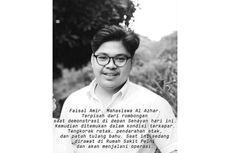 Atasi Pembengkakan Otak, Dokter Buka Tempurung Kepala Mahasiswa Al Azhar Indonesia Faisal Amri