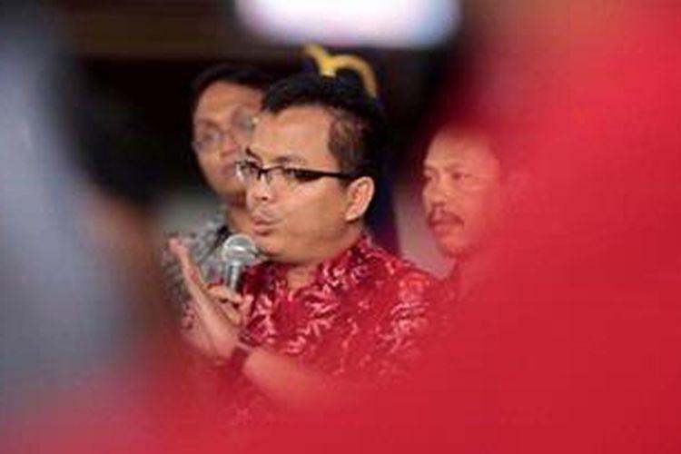Denny Indrayana Wakil Menteri Hukum dan Hak Asasi Manusia
