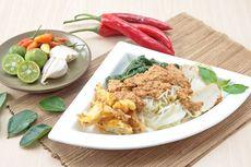 Resep Lotek Yogyakarta, Sayur Rebus Siram Bumbu Kacang buat Sarapan