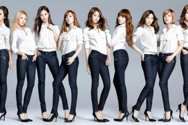 Personel SNSD atau Girls Generation.