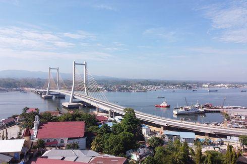 Jembatan Teluk Kendari Diresmikan, Ojek Perahu Khawatir Kehilangan Pekerjaan