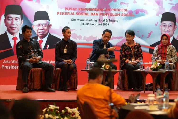 BP3S Gelar Pelatihan untuk Tingkatkan Kualitas Pekerja Sosial