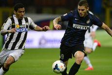 Jamu Udinese, Inter Milan Kehilangan 2 Poin di Giuseppe Meazza