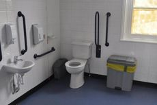 Toilet Meledak, Pria New York Terluka Parah