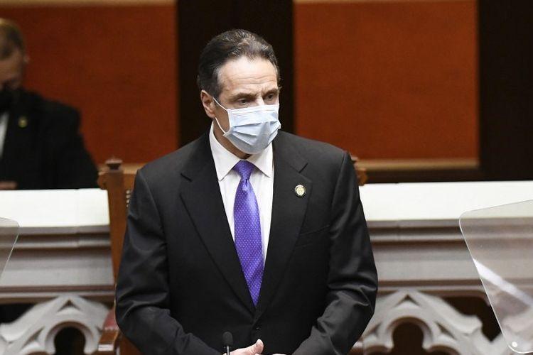 Gubernur New York Andrew Cuomo menilai pemerintahan Donald Trump tidak belajar dari kesalahan yang terjadi saat penyebaran awal virus Covid-19 di AS.