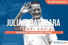 INFOGRAFIK: Profil Juliari Batubara, Menteri Sosial