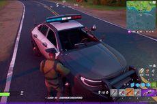 Misteri Lenyapnya Mobil Polisi di Game