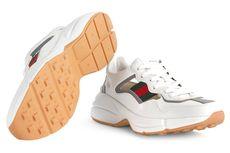 Sneaker Gucci Gunakan Bahan Pengganti Kulit yang Ramah Lingkungan